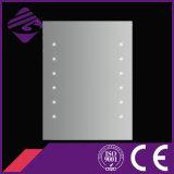 Specchio della stanza da bagno Jnh179 con il PUNTINO del LED per l'hotel/domestico rotondi