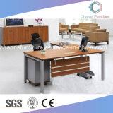 Gute Qualitätsausgangsmöbel-leitende Stellung-Tisch mit Credenza