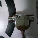 Válvula de tubo de bronze com válvula de três vias