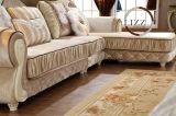 كلاسيكيّة حديثة يعيش غرفة بناء أريكة أثاث لازم