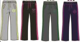 Tc Bodems Loungewear van de Vrouwen van de Vacht de Gebreide Manier