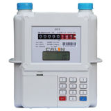 Medidor eletrônico pagado antecipadamente teclado do gás