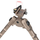 De bi-Peul van het Geweer van SR-5 Snelle Afneembare Regelbare Zoomable Bipod voor de Jacht