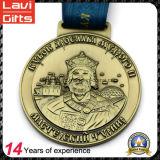 Medaglia commemorativa su ordinazione di nuovo disegno 2017 con il nastro