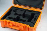 Caja de herramientas plástica impermeable de la caja de herramienta del fabricante de China con espuma