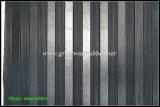 Strato di gomma costolato composito, stuoia di gomma antiscorrimento, pavimentazione antiscorrimento
