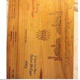 Cierres del rectángulo del vino de barón Felipe De Rothschild Wooden