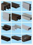 Profils en aluminium d'extrusion d'extrusion en aluminium en aluminium de profil