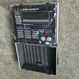 DJの段階移動ヘッドライトRGBW DMX512照明コントローラ