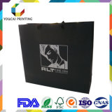 High End Cute Paper Gift Bags com fita para presente