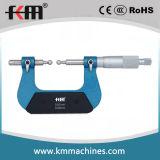 고품질 75-100mmx0.01mm 기어 마이크로미터