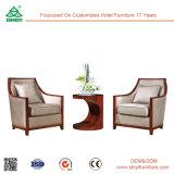 別荘のための旧式な米国式のホテルの余暇の椅子の新しく標準的な家具