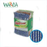 Depurador de la esponja del telar jacquar de la pista de la esponja del acoplamiento de la pista de fregado del producto de la cocina