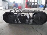 Het rubber Kruippakje van het Spoor voor Voertuig van Leve