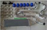 Tubo de aluminio del refrigerador intermedio del refrigerador de aire para Toyota Aristo Jzs147 2jz-Ge (91-97)