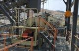 riga di schiacciamento di pietra del granito stazionario 150tph per lo schiacciamento del granito