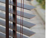 装飾の100%年のBasswoodのVenetainのホームブラインド