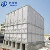 Los tanques de agua sin necesidad de mantenimiento del acero inoxidable del graduado de los tanques de agua