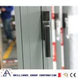 Finestra della lega di alluminio del metallo