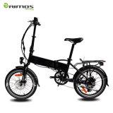 Green Power 48V 500W grasa neumático pequeño plegable bicicleta eléctrica para la venta al por mayor