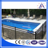 De Goedkope Post van uitstekende kwaliteit van de Omheining T van het Aluminium van de Omheining van het Vee, de Omheining van het Zwembad