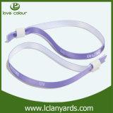 Wristbands promocionales de la potencia de la cinta de la fábrica para el acontecimiento