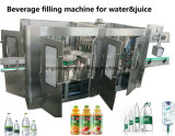 Terminar a água bebendo do frasco do animal de estimação que faz a linha de produção de Zhangjiagang