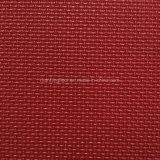 Ittf는 테이블 테니스 코트 7mm를 위해 마루청을 까는 고품질 빨강 PVC 비닐 스포츠를 승인했다