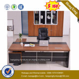 Executive Desk Glass Büro-Tabelle Moderne Büromöbel (HX-GL001)