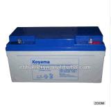 Batterie rechargeable d'acide de plomb scellée par Np65-12 12V65ah