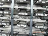 공장에서 알루미늄 주괴 99.9% 직접