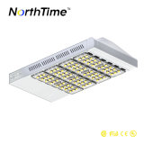 IP65 luz de calle al aire libre de aluminio moderna de los fabricantes LED