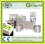 Tofu automático do aço inoxidável que faz a máquina