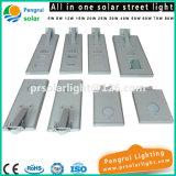 indicatore luminoso di via solare del giardino esterno LED del sensore di movimento di 30W LED
