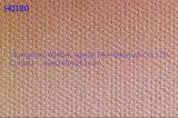 Papel de Wallcovering do vidro de fibra da decoração da parede