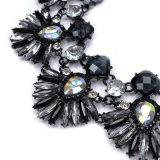 方法多彩な水晶樹脂文のチョークバルブのネックレスの宝石類