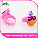 최신 반지는 소녀를 위한 플라스틱 반지를 디자인한다