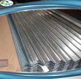 Гальванизированные SPCC Corrugated материалы толя металла