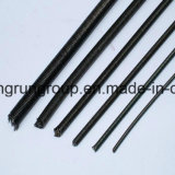 AISI 1070 High-Carbon flexible Stahlwelle 16mm