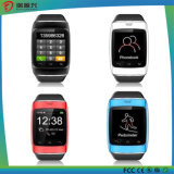 Téléphone intelligent de montre de bracelet de S12 Topsale Bluetooth avec le Pedometer/enregistrement