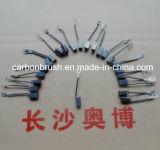 Электрический мотор DC щетки углерода изготовления Китая для електричюеских инструментов