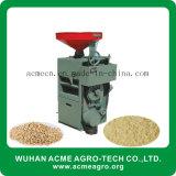 Molino de arroz auto de la cumbre con el motor diesel