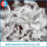 pena lavada branca do pato de 4-6cm com alta qualidade
