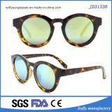 고품질 다채로운 형식 비발한 투명한 물자 여자 색안경