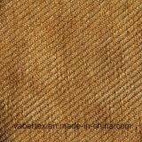 Tela casera teñida hilado viscoso del sofá de la tapicería de la materia textil