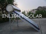 Compact pressão tubo de calor aquecedor solar de água (ILH-58A18S-18H)