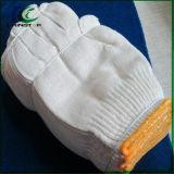 Горячие нейлон сбывания/хлопок/связанные полиэфиром перчатки в рынке Кореи