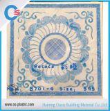 Tuiles de plafond de PVC de qualité (595mm/603mm)