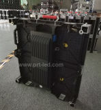 Módulos delanteros magnéticos de la visualización de LED del diseño de P3.91/P4.81/P6.25 de interior/al aire libre