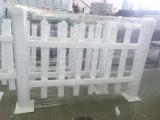 Conch UPVC Fence for Gargen Partition